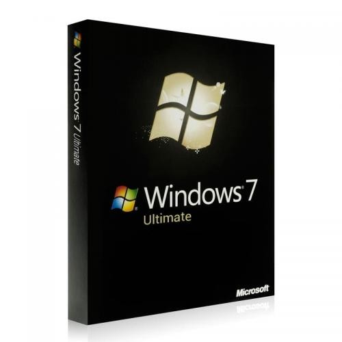 Licencia de descarga de la versión completa de Windows 7 Ultimate 32/64 Bit